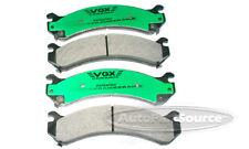 Disc Brake Pad Set-4 Door Front Autopartsource CE784
