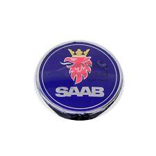 Saab CLASSIC 900 85-93MY Saab Scania Bonnet Insignia 4522884 NUEVO GENUINO SUFFOLK