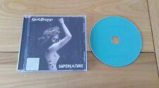 Goldfrapp Supernature 2005 Euro CD Album Mute CDSTUMM250 Electro Synth Pop