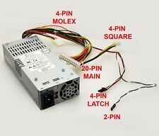 Enhance ENP-0615B Power Supply 150 Watts (5 Connectors, as Picture)