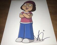 Mila Kunis Family Guy Meg Voice Signed 11x14 Autographed Photo COA Proof 4