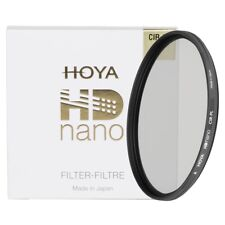 FILTER POLARIZING CIR-PL HOYA HD NANO 82mm