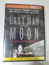Last Man On the Moon audio book