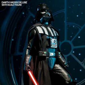 Darth Vader 1/6 Sideshow Deluxe Star Wars - No Hot Toys