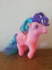 Whizzer My Little Pony 1985 (Hasbro Bradley) Wings Pegasus Pink Twinkle Eye