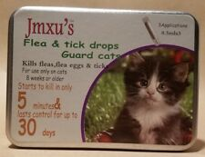 Fipronil Topical Flea Tick Control Treatment Drops for cats & kittens 8 weeks