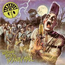 """Demented Are Go : Welcome Back to Insanity Hall VINYL 12"""" Album (2019)"""