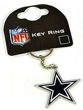 NFL Football DALLAS COWBOYS Metall Schlüsselanhänger Keyring