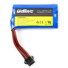 1500mAh 7.4V Rechargeable Li-ion Battery Plug for UDIRC Rapid UDI009 RC Boat