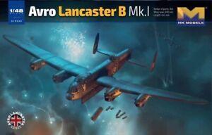 HK Models 01F005 1:48th scale Avro Lancaster B MK.I