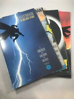 Batman the Dark Knight Returns #1-4 Full Run (1986)