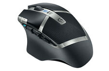 Logitech G602 Wireless Gaming Mouse 2500dpi Optical RGB Lighting