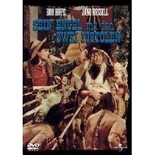 SEIN ENGEL MIT DEN 2 PISTOLEN -  DVD NEUWARE BOB HOPE,JANE RUSSELL