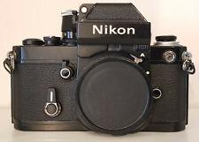 NIKON F2A Photomic black camera reflex