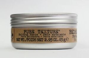 TiGi Bed Head for Men Pure Texture Molding Paste 83g (2.93 oz) - UK STOCKIST