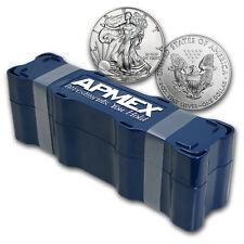 2016 100-Coin Silver American Eagle APMEX Mini Monster Box - SKU#118143
