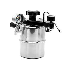 NEW Bellman CX25P Stovetop Espresso Coffee Maker and Steamer Stainless Steel