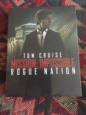 Mission Impossble Rouge Nation, filmarena steelbook