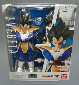 SH S.H. Figuarts Vegeta Scouter 2.0  Saiyan Dragon Ball Z DBZ Bandai Japan NEW