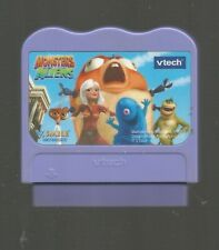 VTECH V.SMILE SPIEL - MONSTER vs. ALIENS