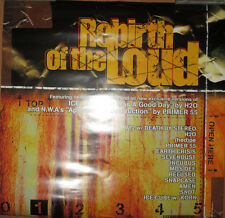 Rebirth Of The Loud Priority promo poster, 2000, 24x24, Ex, Korn, Incubus, metal