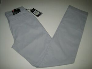 $89.99 UNDER ARMOUR UA GOLF PANTS LOOSE FIT 1290159 941 GRAY MEN'S 30/36 NWT