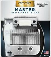 Andis Master ML Clippers #22 Clipper Blade Top & bottom set # 01556