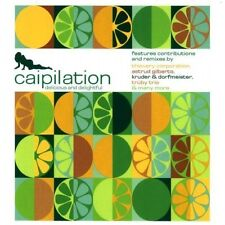 Caipilation (2001) Trüby Trio, Thievery Corporation, A Forest Mighty Blac.. [CD]