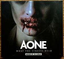 AONE - WHAT THE STREETS NEED - ft Joe Blow, San Quinn, J Stalin, Dubb 20 - NEW