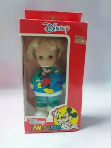 Vintage Disney Simba Fan-club Doll Dianeyana  Rare Collectable Mickey mouse toy