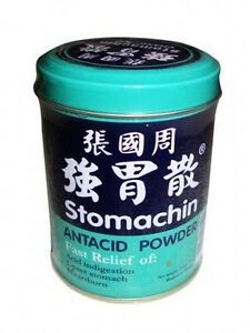 Stomachin Herbal Antacid Powder Large Can (15.9 Oz) Fast Shipping, USA Seller