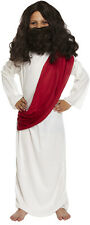 BOYS JOSEPH JESUS SHEPHERD ROMAN GREEK NATIVITY FANCY DRESS COSTUME