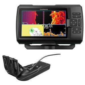 Garmin STRIKER Vivid 7sv Fish Finder GPS With GT52HW-TM Transducer 010-02553-00