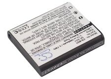 BATTERIA agli ioni di litio per Sony Cyber-shot DSC-W290 / L Cyber-Shot DSC-W80 / B NUOVO