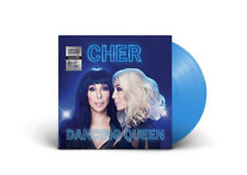 Cher Dancing Queen Translucent Blue Vinyl Limited Exclusive Edition LP Wax Abba