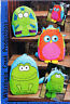SALE - PATTERN - Boutique Backpacks One - From the Swamp - fun kids PATTERN