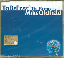 Mike Oldfield. To Be Free the Remixes (2002) CDSingle NUOVO Pumpin' Dolls Argent