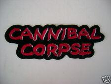 M104 PATCH ECUSSON CANNIBAL CORPSE 12,5*4 CM