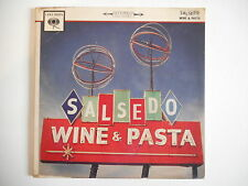SALSEDO : WINE & PASTA [ CD ALBUM ] - PORT GRATUIT