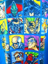 DC Comics Tee Shirt XL Green Lantern Superman Flash Batman Aquaman Super Heros