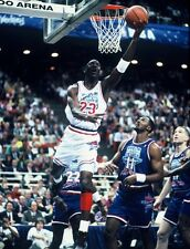 1992 MICHAEL JORDAN Chicago Bulls *ALL STAR GAME* ACTION Photo 8x10 PICTURE WOW!