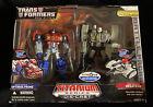 Transformers Titanium War Within Optimus Prime Megatron NEW TRU MIB Die-cast
