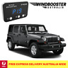 Windbooster 9-Mode Throttle Controller to suit Jeep JK Wrangler 2007 Onwards