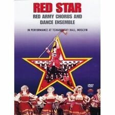 RED STAR Red Army Chorus And Dance Ensemble DVD NEW NTSC Region 2 3 4 5