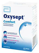 Oxysept comfort Reiseset 60ml perossido sistema di Amo