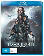 A Rogue One - Star Wars Story (Blu-ray, 2017), NEW SEALED AUSTRALIAN