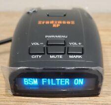New listing Rarity! New Radenso Xp Radar Laser Detector With Gps - Blue Display