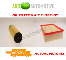 DIESEL SERVICE KIT OIL AIR FILTER FOR AUDI A4 QUATTRO 2.5 179 BHP 2001-04