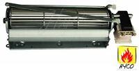 GFK4, FK12, FK24 Replacement Fireplace Blower Fan UNIT for Heatilator, Majestic