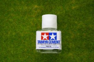 Tamiya CEMENT - polystyrene glue for kits 40mls bottle 87003